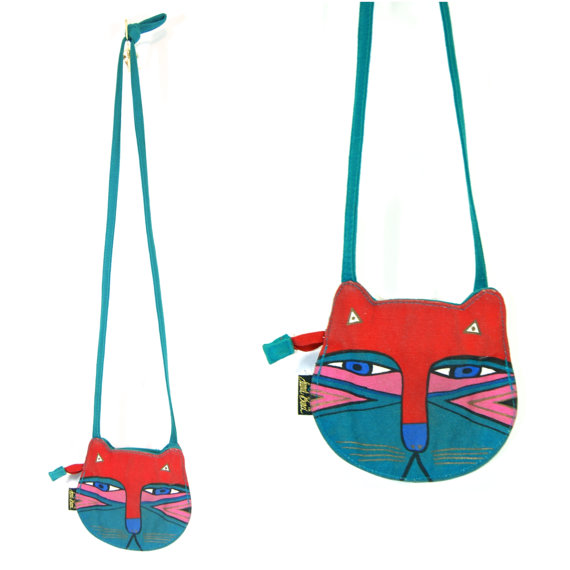 You can NEVER have too many cat purses. -From OurFloatingWorld